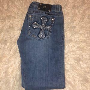 Miss me jean slightly worn size 29 skinny jean